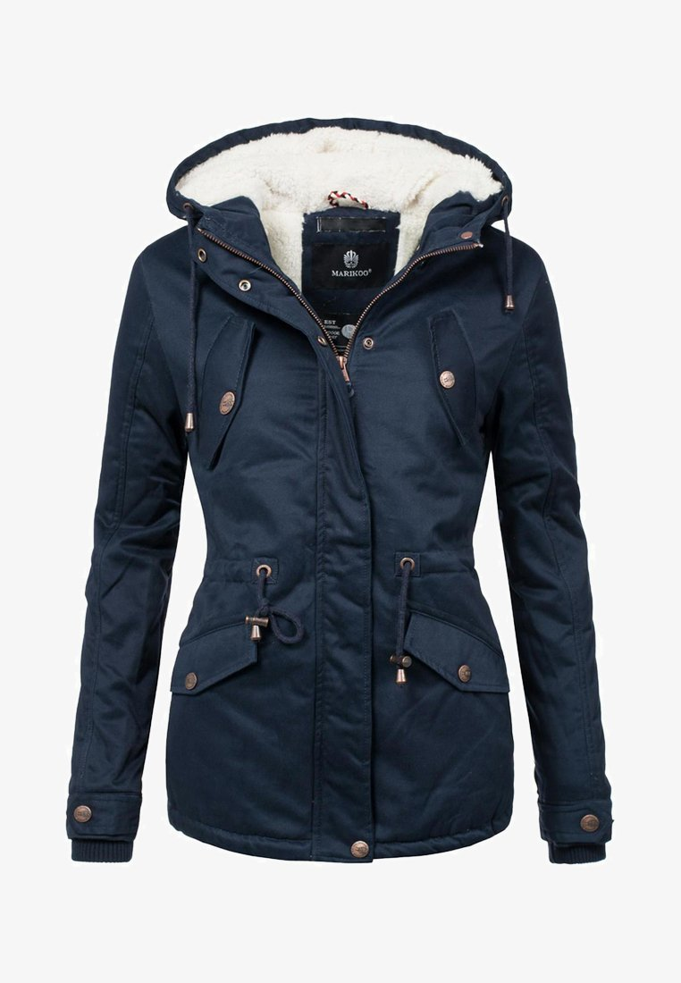 Marikoo - MANOLYA - Winter coat - blue
