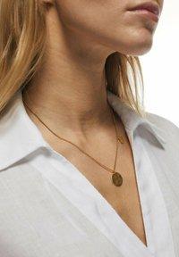 Massimo Dutti - Necklace - gold - 0