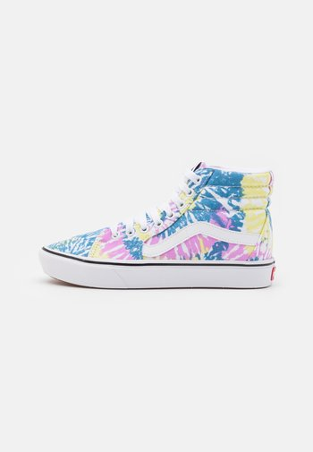 COMFYCUSH SK8 - High-top trainers - orchid/true white