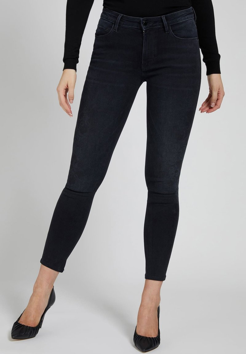 Guess - Jeans Skinny Fit - blau