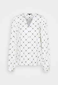 comma - LANGARM - Blouse - white - 0