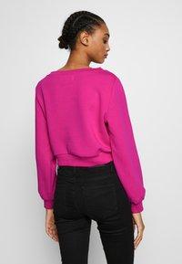 Ivyrevel - CROPPED - Sweatshirt - pink - 2