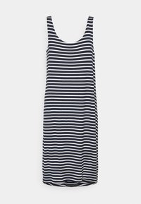 Vila - VIDINA DRESS - Vestito di maglina - navy blazer - 4