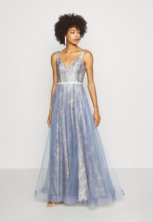 Robe de cocktail - steel blue