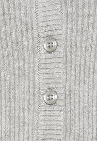 Even&Odd Tall - Cardigan - mottled light grey - 2