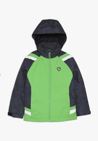 Ziener - AVER JUNIOR - Ski jacket - green - 0