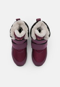 Jack Wolfskin - POLAR WOLF TEXAPORE MID VC UNISEX - Winter boots - purple/coral - 3