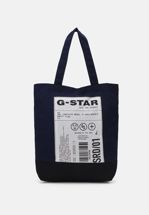 SHOPPER UNISEX - Tote bag - warm sartho