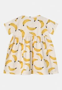The Bonnie Mob - LOLL SHORT SLEEVE WITH POCKETS - Jersey dress - banana - 1
