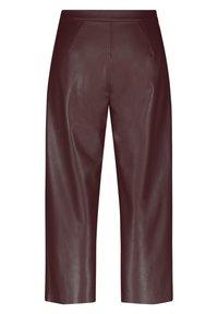 Gerry Weber - Trousers - dark chestnut - 4