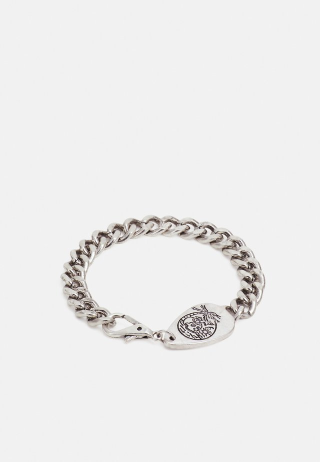 NOWHERE BOUND TROPICAL CHAIN BRACELET - Armband - silver-coloured