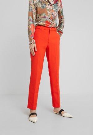 DORI  - Trousers - medium red
