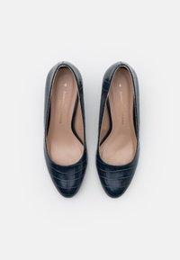 Dorothy Perkins Wide Fit - WIDE FIT DENVER ROUND TOE - Classic heels - navy - 5