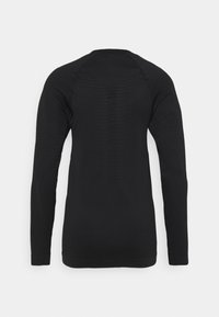 NU-IN - COMPRESSION LONG SLEEVE - Long sleeved top - black - 8