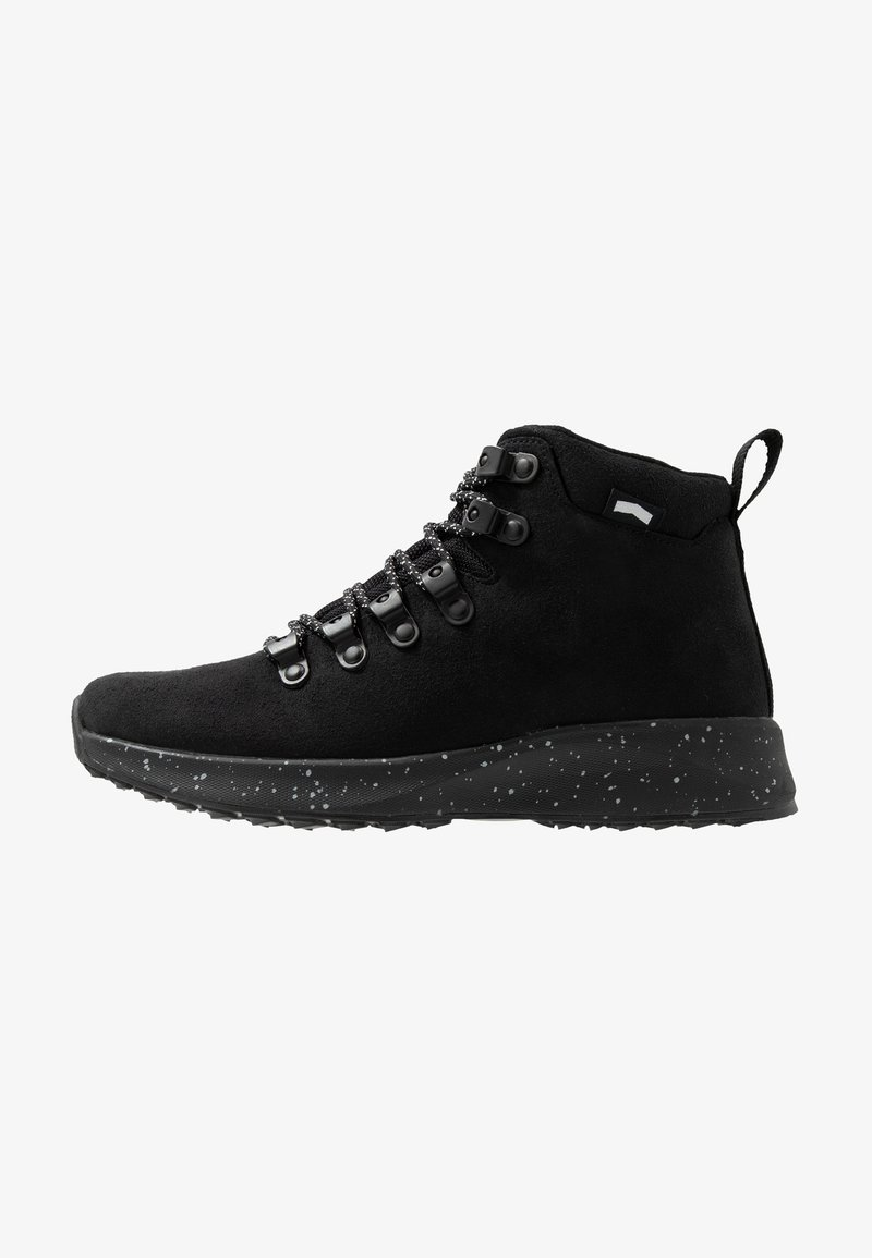 Native - APEX  - Lace-up ankle boots - jiffy black