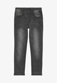s.Oliver - Slim fit jeans - grey/black denim - 3