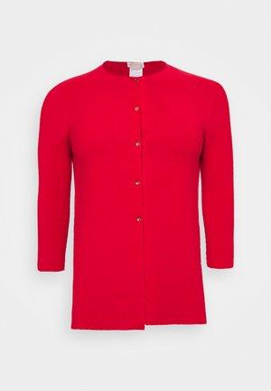 MALIBU - Cardigan - rosso