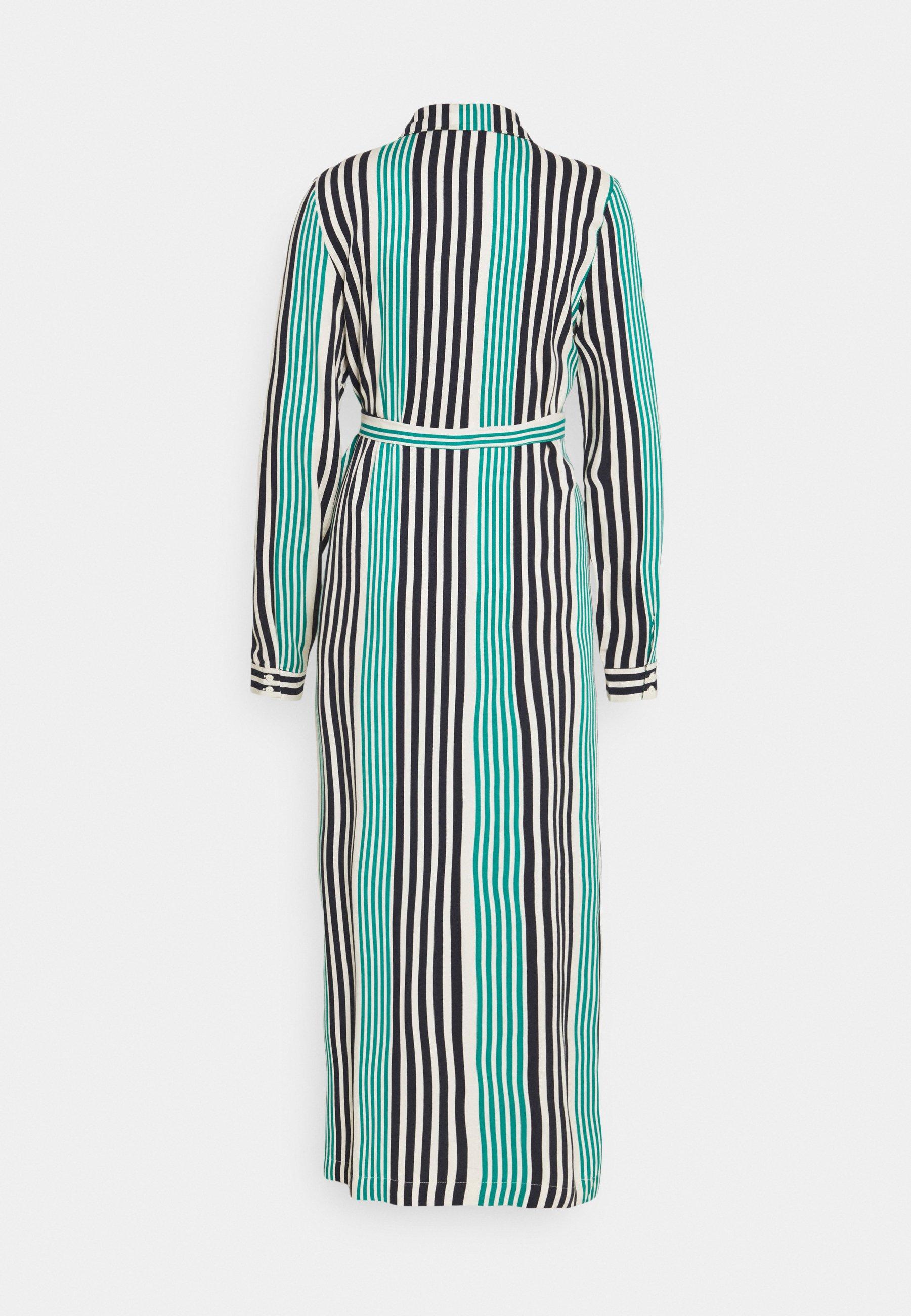 Women VMNIVA SHIRT DRESS  - Maxi dress