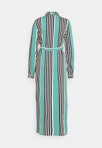 Vero Moda Tall - VMNIVA SHIRT DRESS  - Maxi dress - navy blazer/parasailing/birch - 1