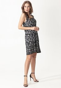 Indiska - DANYLYNN - Jersey dress - black - 1