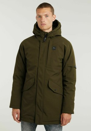 RETURN  - Winter coat - green
