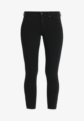 NMKIMMY ZIP - Jeans Skinny Fit - black