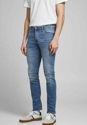 2PACK - Slim fit jeans - blue denim