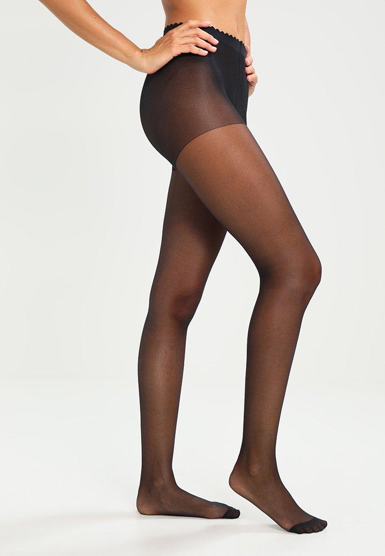 Femme 20 DEN BODY TOUCH VOILE - Collants -  noir