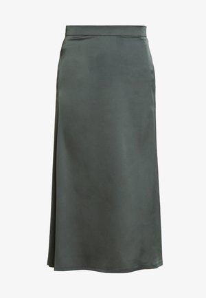 INMATESKIRT - A-line skirt - dark forest