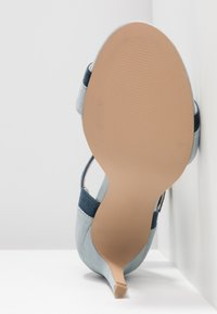 KIOMI - High heeled sandals - blue - 6