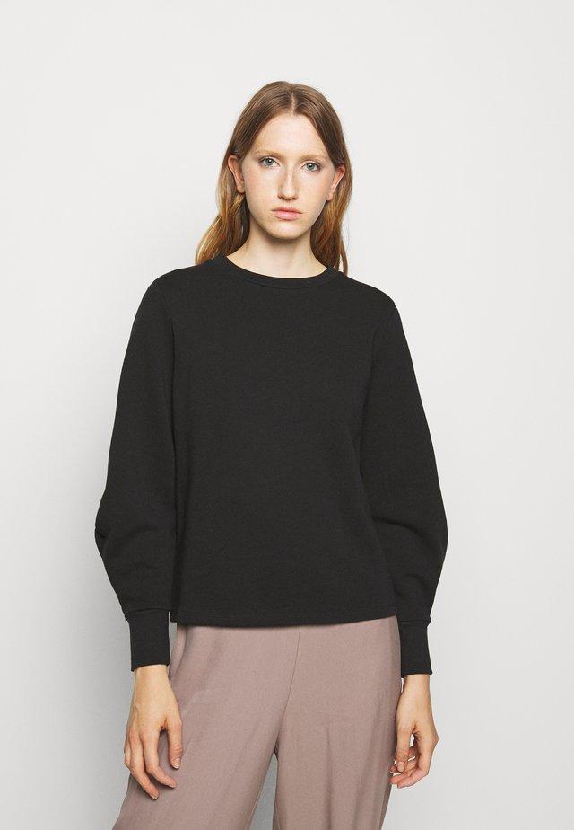 PICASSO - Stickad tröja - black