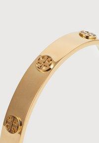 Tory Burch - MILLER STUD CUFF - Bracelet - gold-coloured - 3