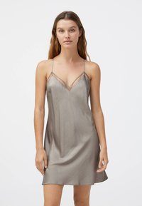 OYSHO - Nightie - beige - 0