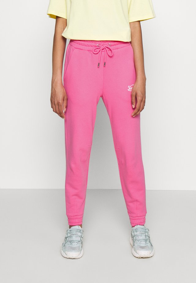 ELLIS - Tracksuit bottoms - pink