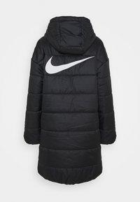 Nike Sportswear - CLASSIC - Winter coat - black/white - 9