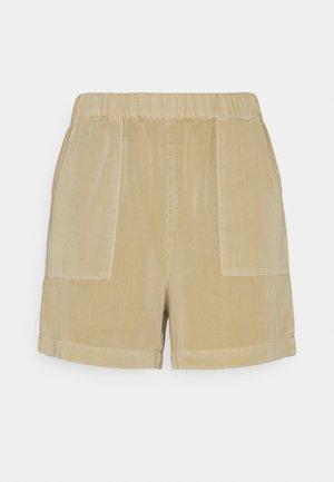 YASTENNI - Shorts - khaki