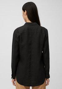 Marc O'Polo - Button-down blouse - dark atlantic - 2