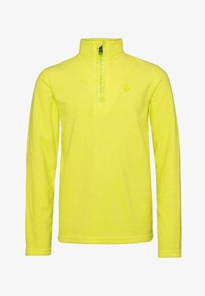 PERFECTY - Fleece jumper - green glow