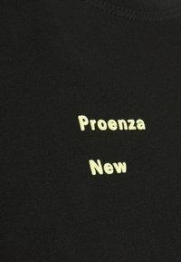 Proenza Schouler White Label - SOLID STRETCH - Print T-shirt - black - 6
