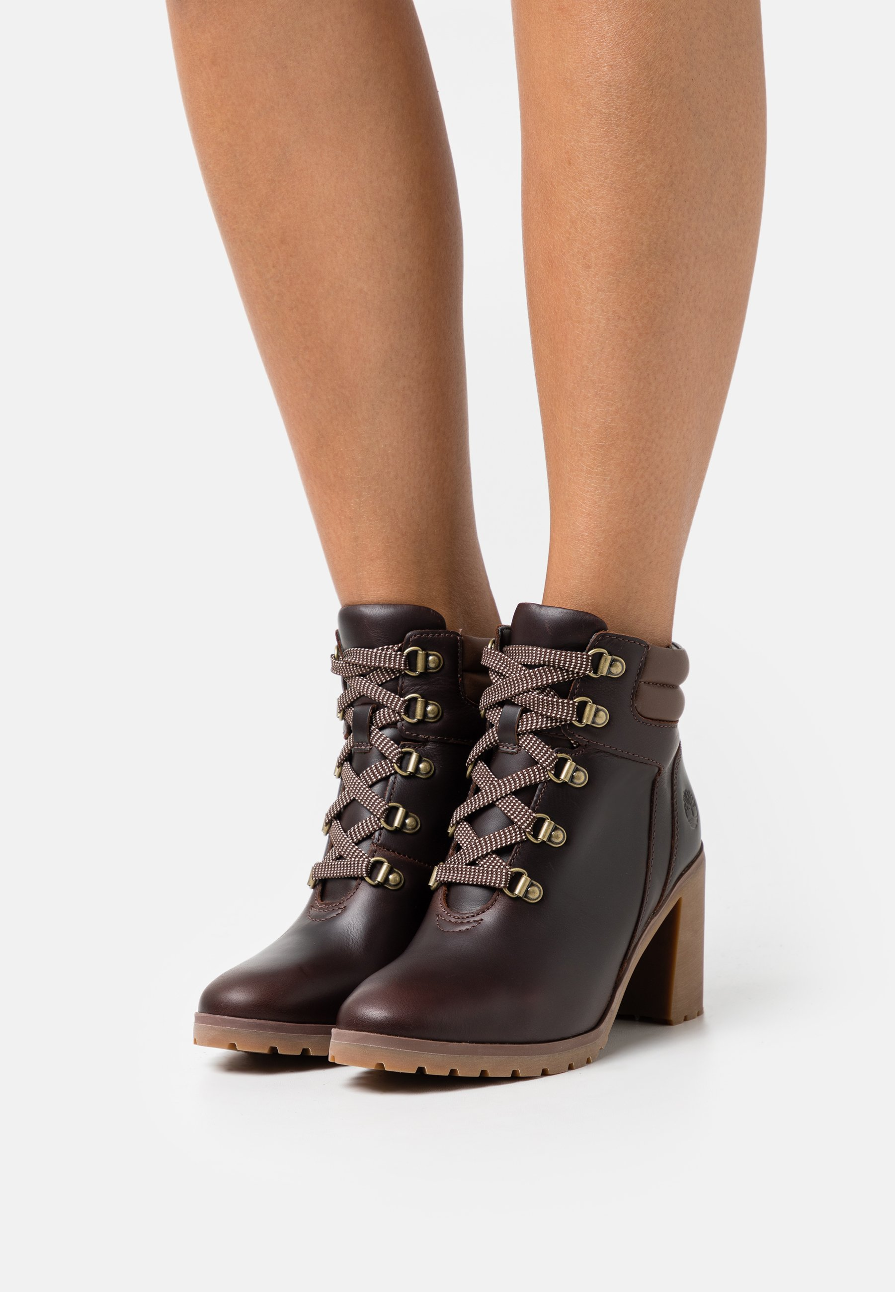 Women ALLINGTON HIKER BOOT - Lace-up ankle boots - mid brown