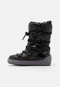 Geox - SLEIGH GIRL ABX - Winter boots - black - 0