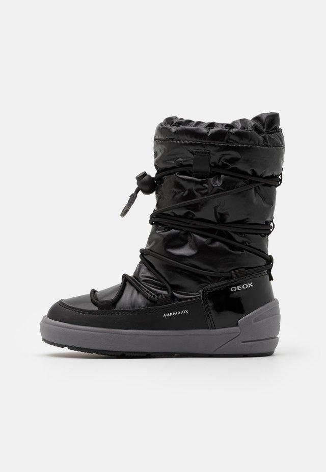 SLEIGH GIRL ABX - Śniegowce - black