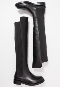 Bibi Lou - Stivali sopra il ginocchio - black - 3