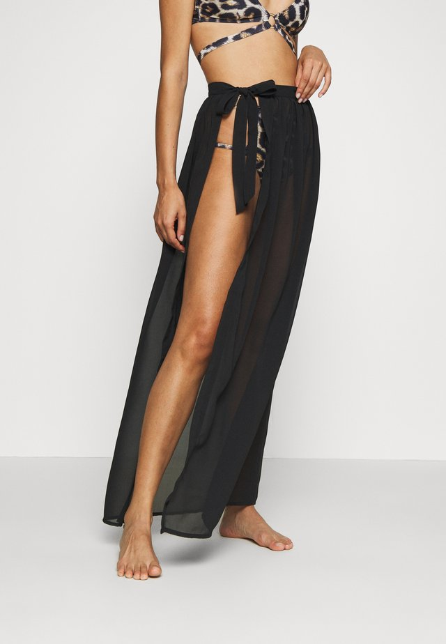 BEACH SKIRT - Beach accessory - black