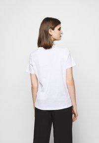 DRYKORN - ANISIA - Print T-shirt - weiss - 2