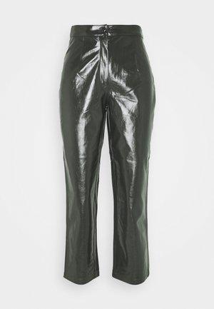 KANI TROUSERS - Trousers - grün