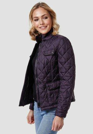 TRUMPH - Winter jacket - aubergine
