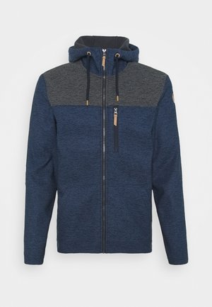ATHOL - Fleece jacket - dark blue