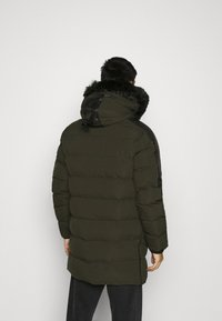 Kings Will Dream - HUNTON PUFFER  - Winterjas - khaki - 2
