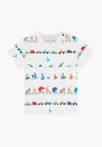 Paul Smith Junior - ARESKI - Print T-shirt - white - 0